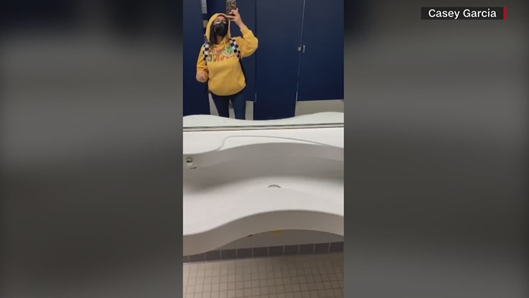 Texas mother arrested after posing as 13-year-old daughter at school