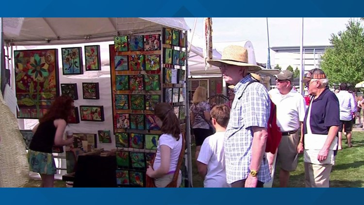 Penrod Arts Fair returns Saturday