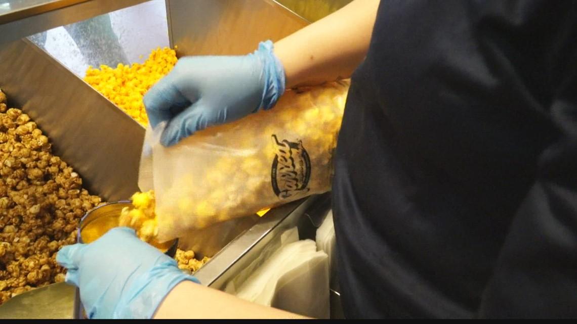 Chuck's Big Adventure: Garrett's Popcorn