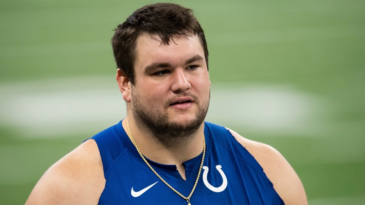 Colts exercise 5th-year option on star guard Quenton Nelson