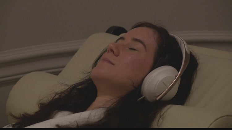 Woodhouse Day Spa offers unique 'self-care' treatments