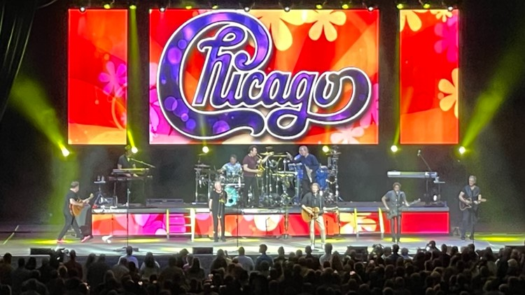 Chuck's Chicago Adventure: A conversation with Chicago...the band