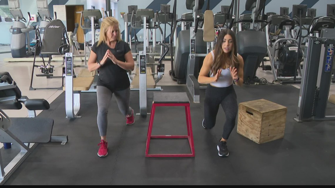 Friday Fit Tip: Strong knees