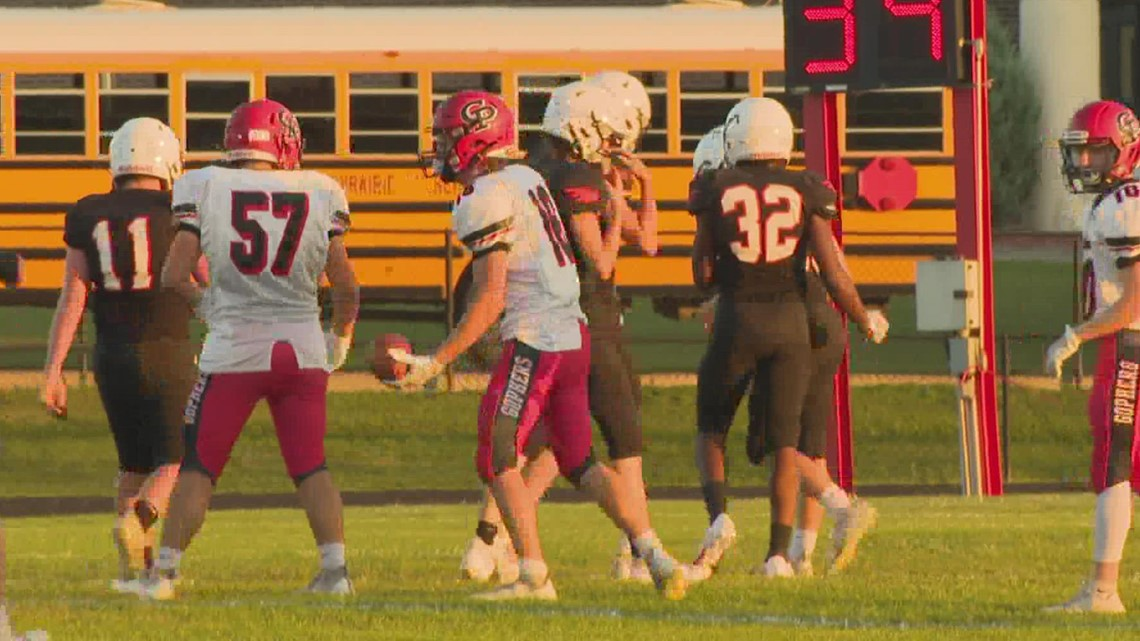 Operation Football: Sheridan 50, Clinton Prairie 12