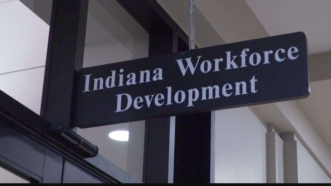 Friday DWD Indiana unemployment update