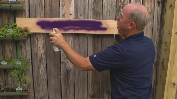 Pat Sullivan: Applying spray coatings