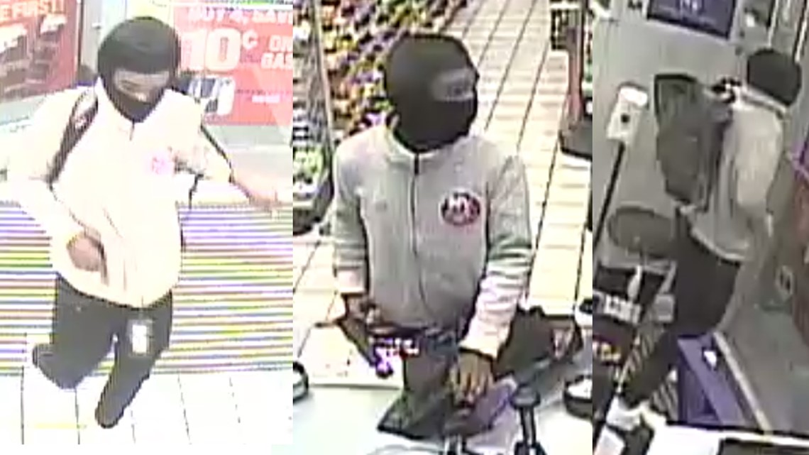 Speedway police trying to catch serial robber