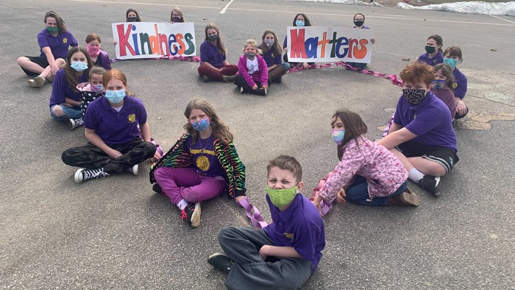 Gosport students learn lessons of kindness, empathy