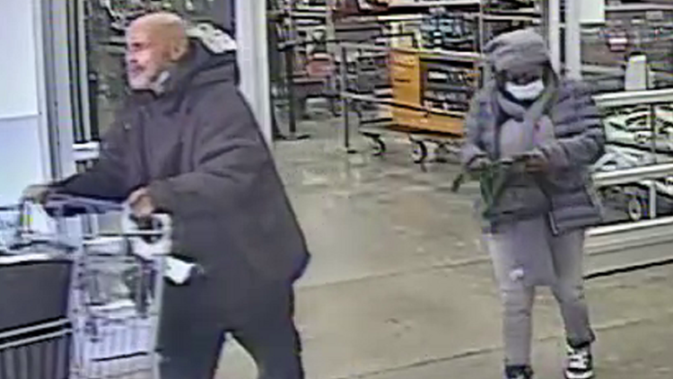 Greenwood police release video of suspects accused of stealing from elderly