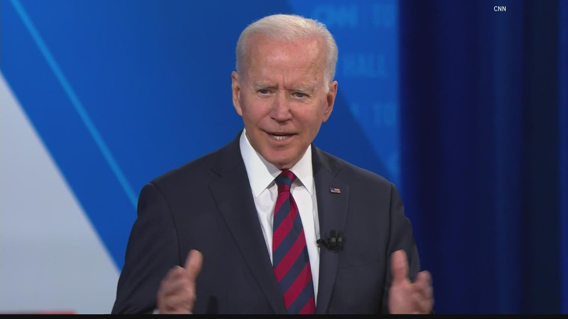 VERIFY: No, President Biden was not correct when he said people would not get COVID-19 if they got the vaccine