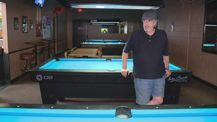 Billiards champion from Indianapolis says game saved his life