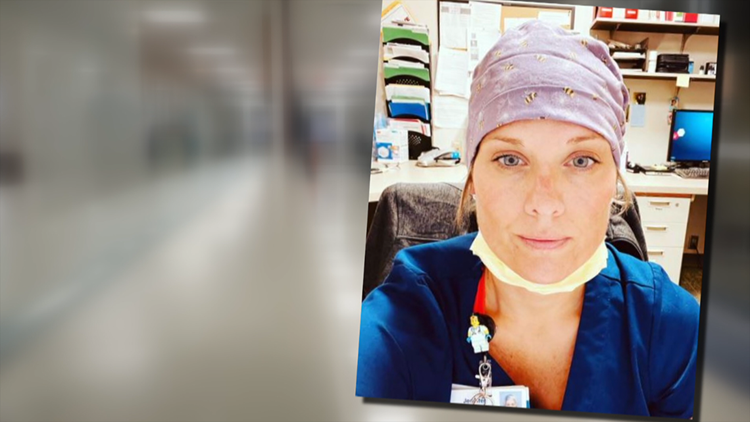 Indianapolis nurse speaks out about challenges faced by health care professionals still fighting COVID-19