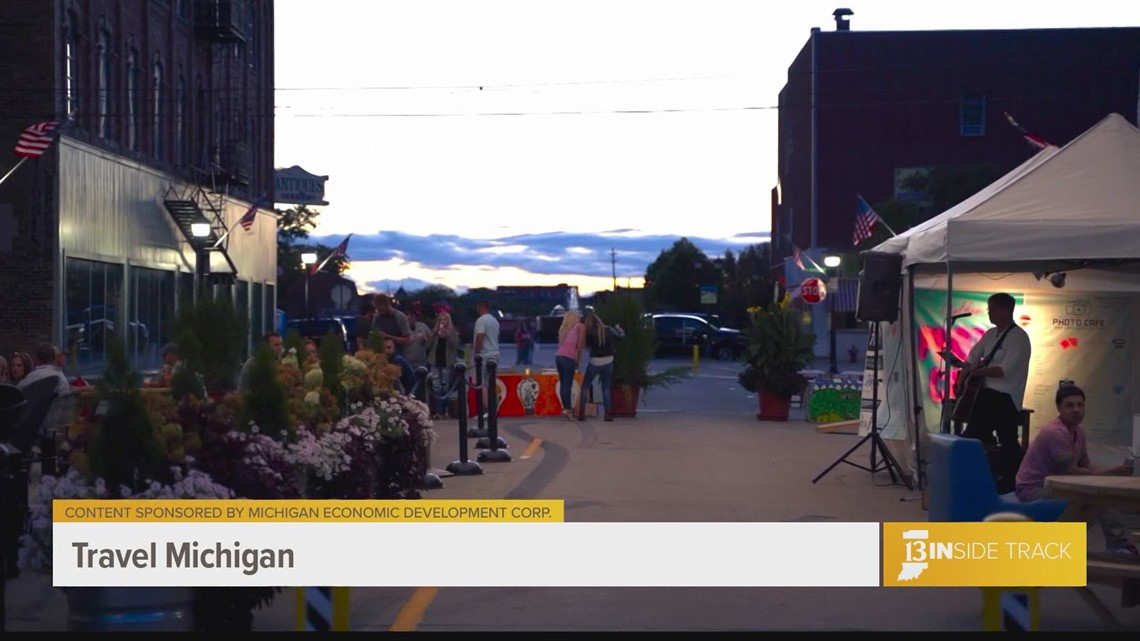 13INside Track learns about great vacation destinations from Travel Michigan