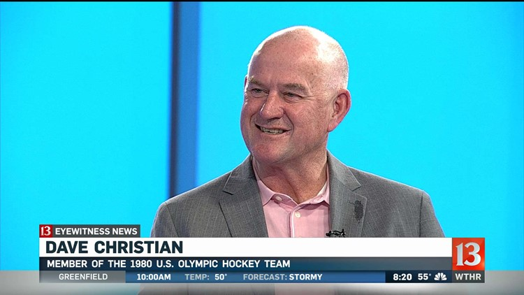 Miracle on Ice player comes for Indy Fuel game