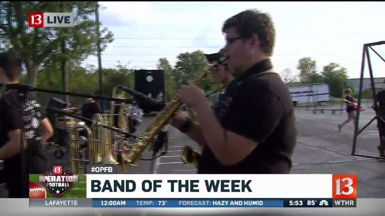 Operation Football Band of the Week: Beech Grove