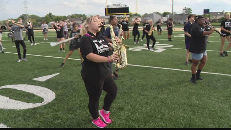 Operation Football Band of the Week: Decatur Central High School