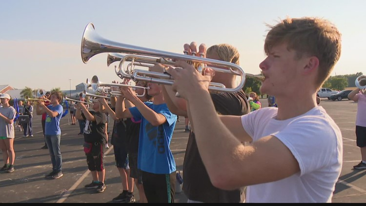 Band of the Week: New Palestine