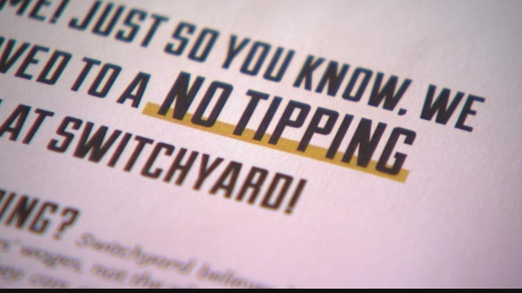 Bloomington brewery enacts 'no tipping' policy