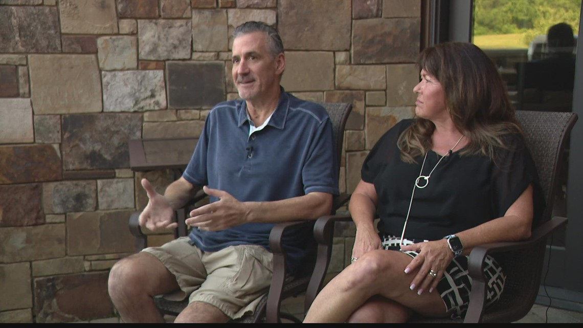 Noblesville man shares his COVID-19 survival story.