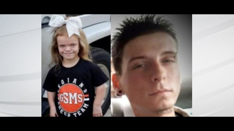Amber Alert Canceled After 14 Year Old Texas Girl Found Safe Near Louisville Suspects Arrested Wthr Com