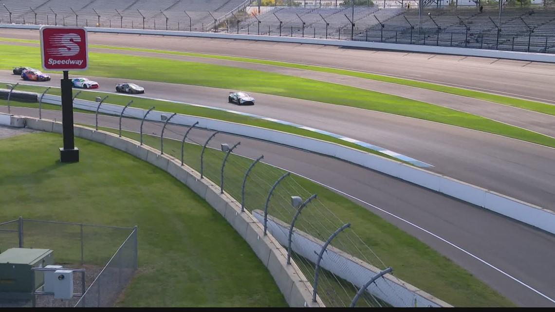 Harvest GP brings October racing to IMS