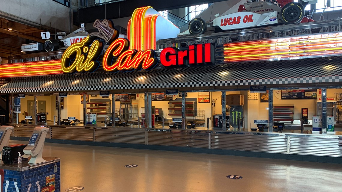 Colts unveil new menu items for 2021 season