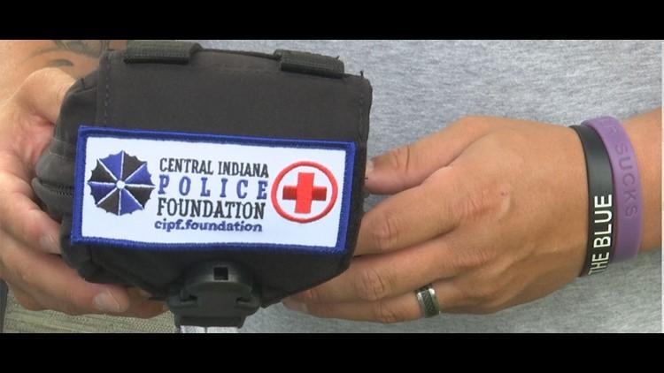 $100 trauma kits are saving lives in central Indiana