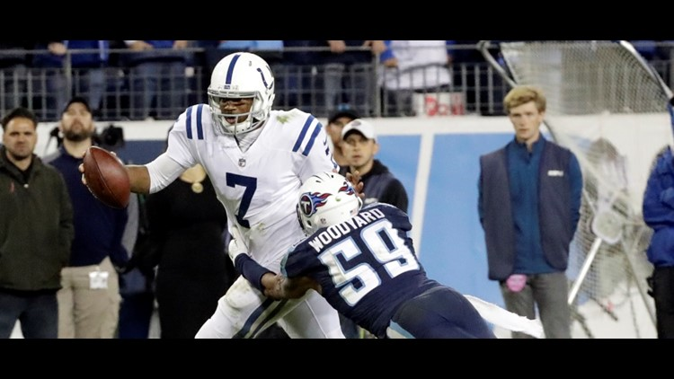 KRAVITZ: Rinse and repeat: The Colts fall to pieces in the second half, lose to Tennessee