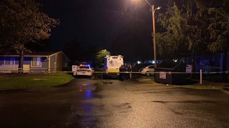 1 killed in northwest Indianapolis shooting