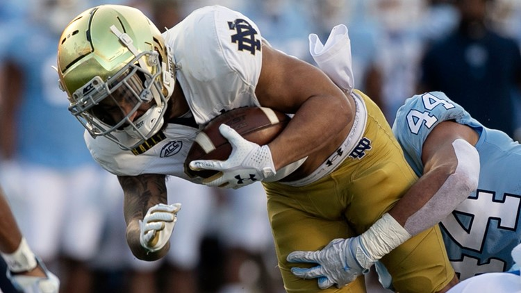 Notre Dame vs. Wake Forest canceled; No. 2 Irish clinch spot in ACC Championship Game