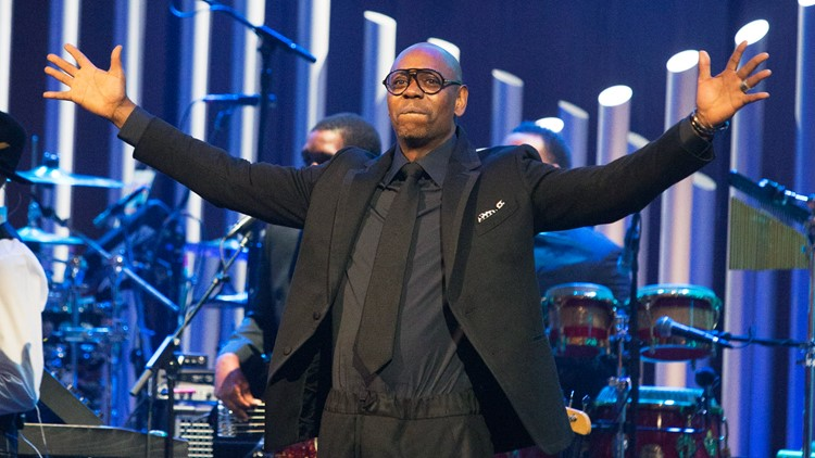 Dave Chappelle coming to Des Moines for 'Untitled' documentary tour