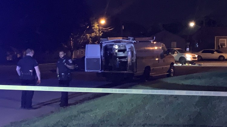 1 killed in southeast Indianapolis shooting
