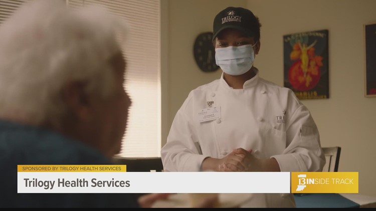 13INside Track learns about care from Trilogy Health Services