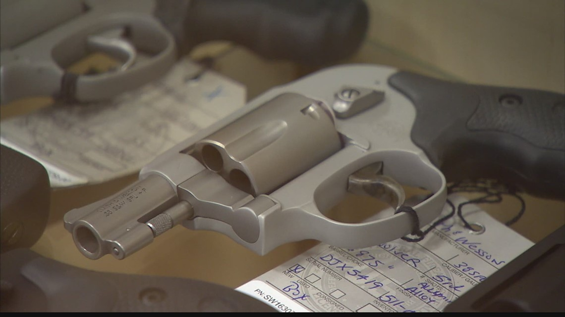 First Black-owned gun shop to open in Indy