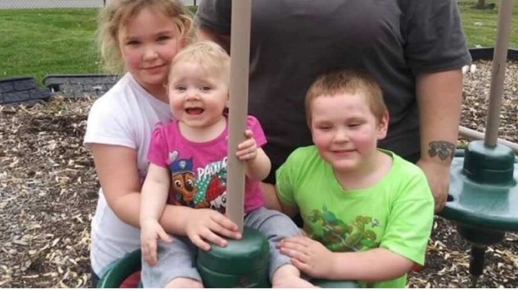 Community helping mother who lost three children in Miami County house fire