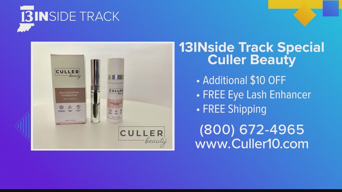 13INside Track learns about moisturizer from Culler Beauty