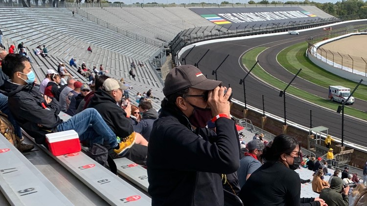 Marion County health leaders 'optimistic' about having fans at Indy 500