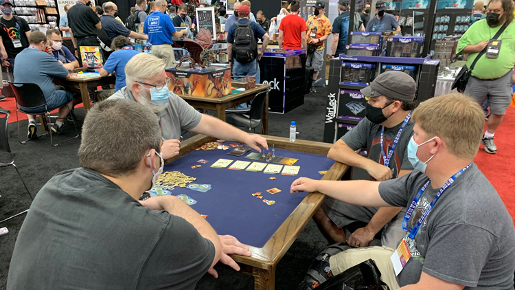Gen Con Indy is back, Sept. 16-19 at Indiana Convention Center