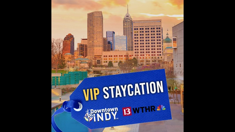 Downtown Indy Staycation Sweepstakes
