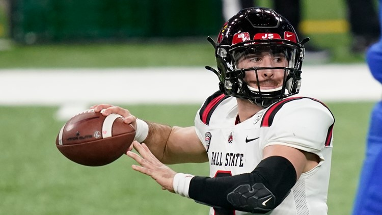 Ball State beats San Jose State in Arizona Bowl Thursday