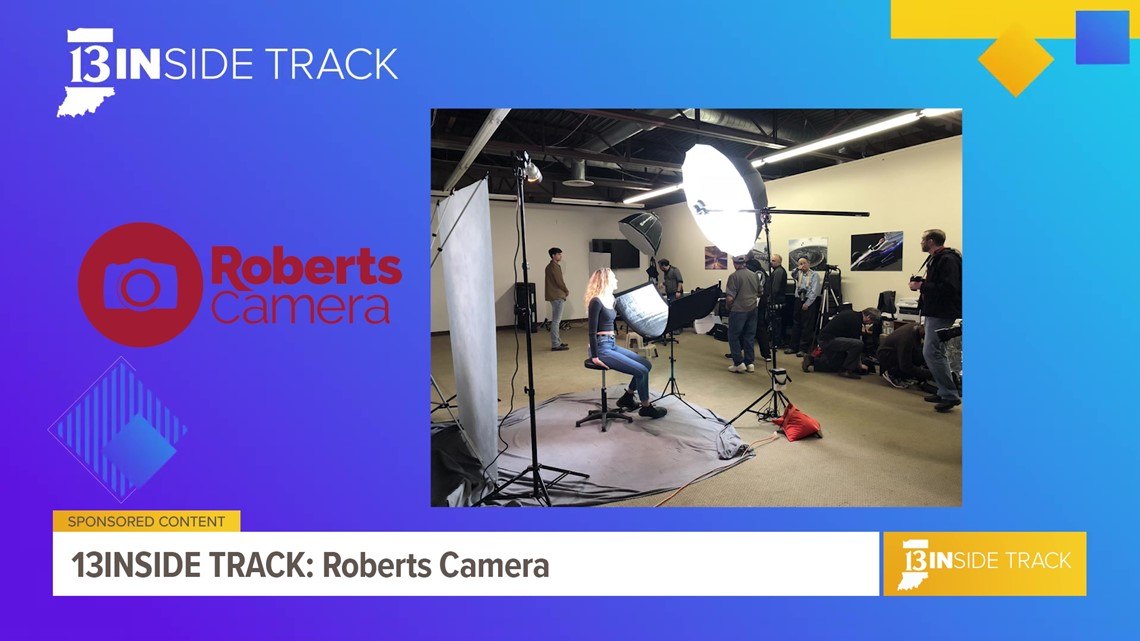 13INside Track focuses on photos with Roberts Camera