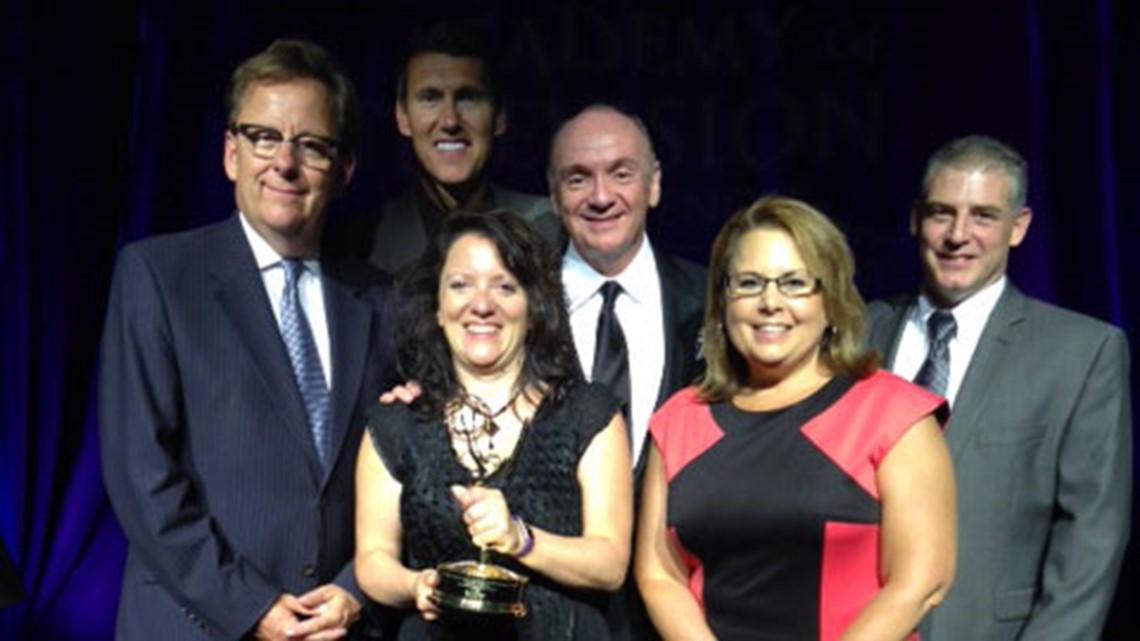 WTHR wins big at 2016 EMMY Awards