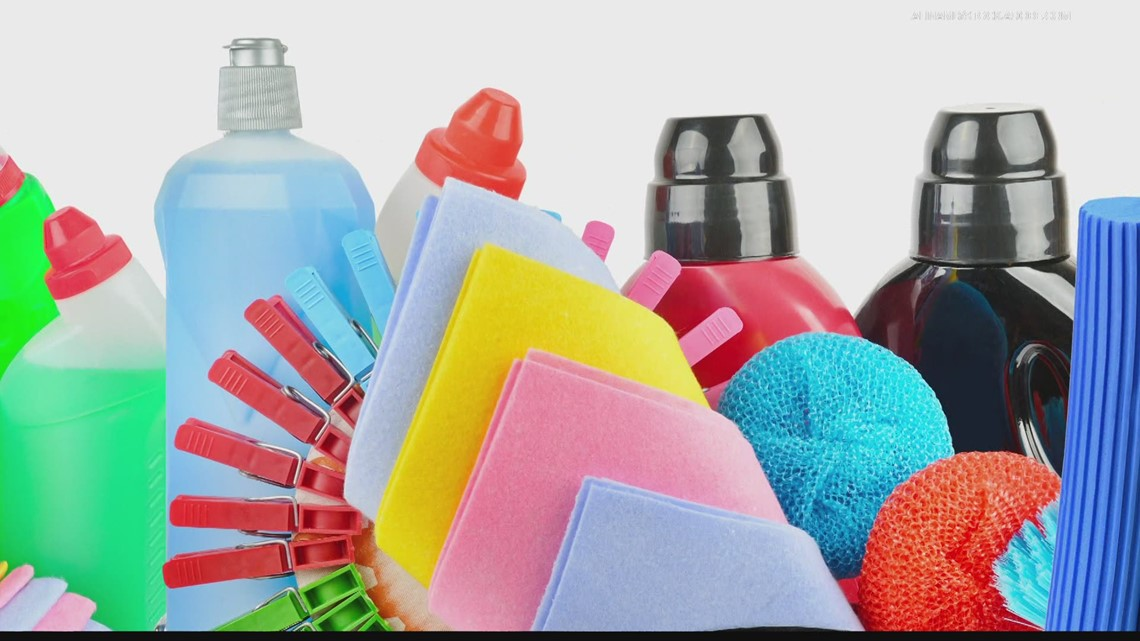 Queen of Free: Budget friendly Spring Cleaning tips