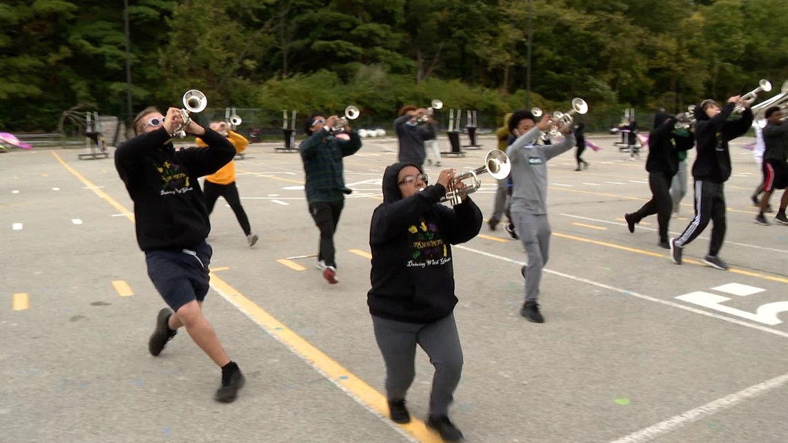 Operation Football Band of the Week: Lawrence Central High School