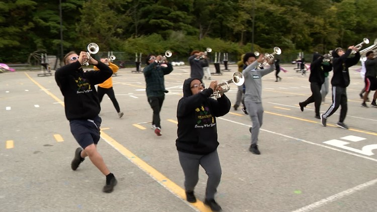 Operation Football Band of the Week: Lawrence Township
