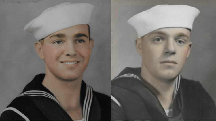 Remains ID'd of 2 Indiana brothers killed at Pearl Harbor