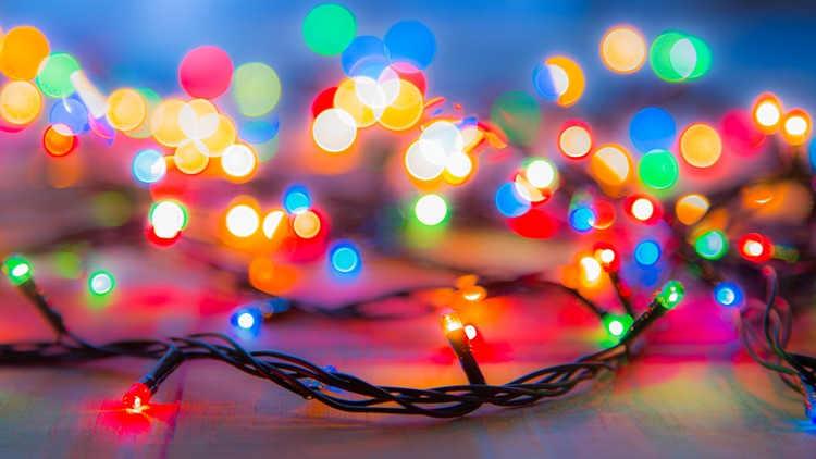 Drive-thru holiday light display coming to Ruoff Music Center this winter