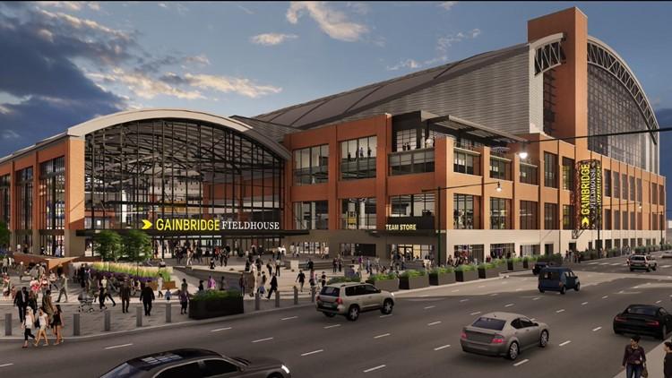 Pacers announce new  Gainbridge Fieldhouse name