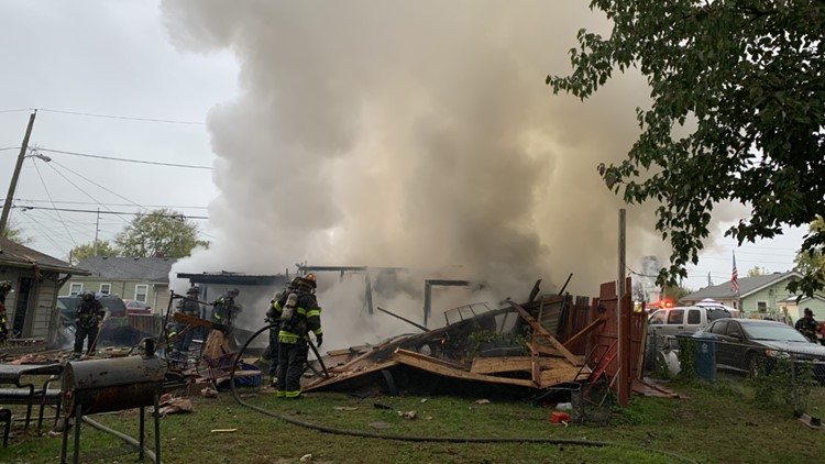 Survivors of west Indianapolis home explosion facing uphill battle in recovery
