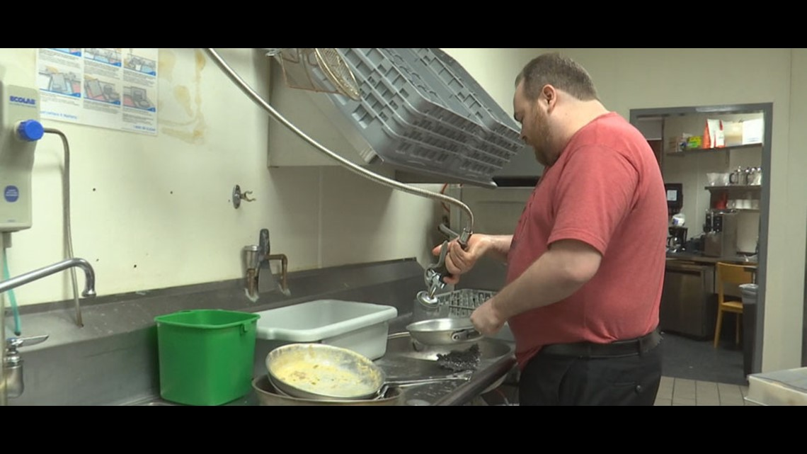 Organization matches people with learning disabilities with jobs